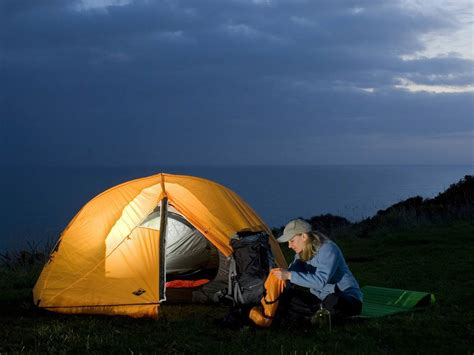 What should be prepared before camping?