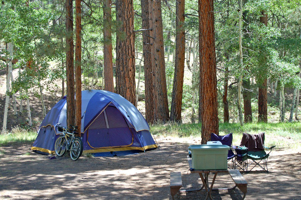 Benefits of tent camping
