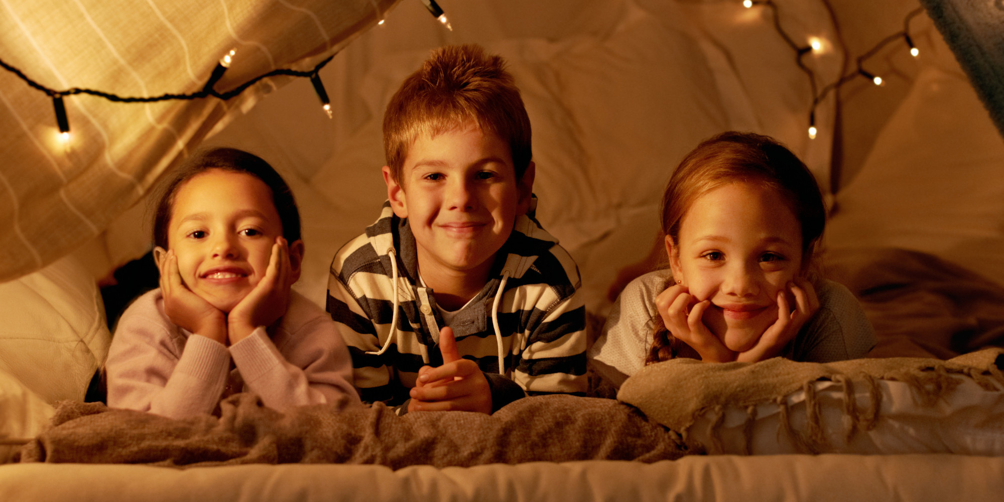 Camping with Kids at Home