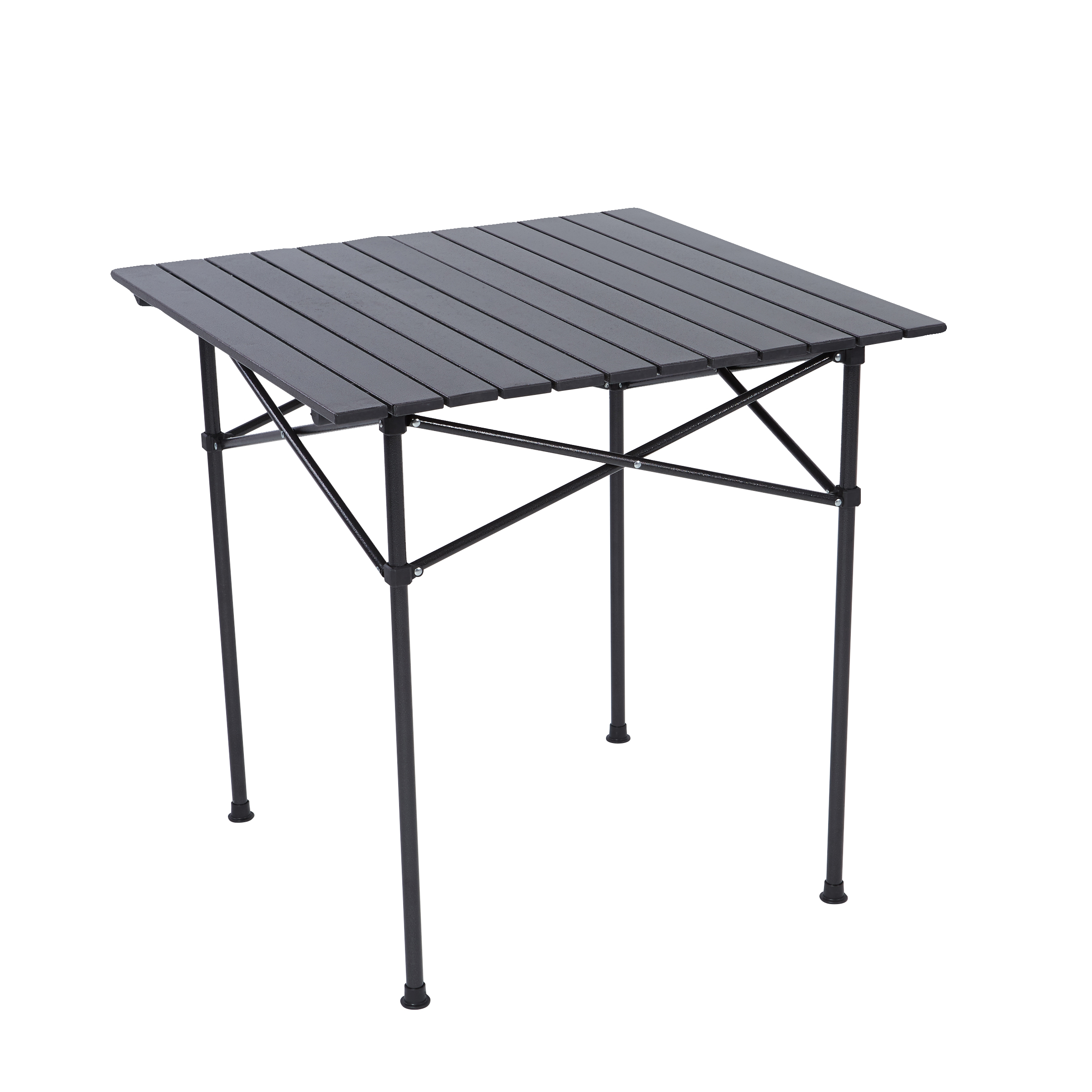 RORAIMA Easy Setup Portable Compact Aluminum Camping Folding Table With 120Lbs capacity
