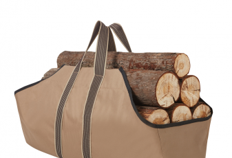 RORAIMA Reinforced Log Carrier for Firewood Signature Log Totes Water Resistant (logs not included)