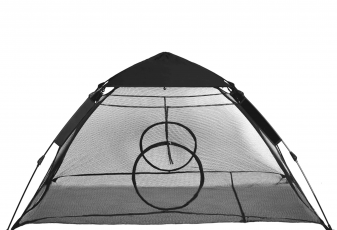 RORAIMA Instant Portable Outdoor Cat Tent or Habitat